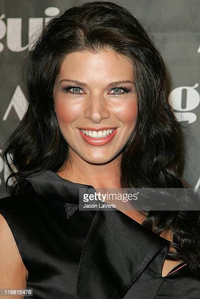 Actress Adrienne Janic attends the 16th Annual Movieguide Awards at the Beverly Hilton Hotel on February 12 2008 in Beverly Hills California