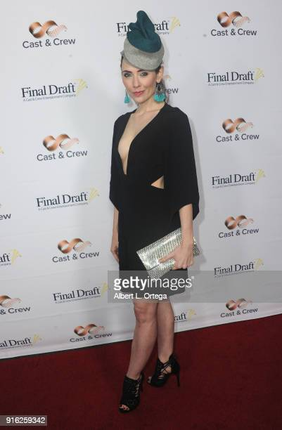 Actress Adrienne Wilkinson arrives for the 13th Annual Final Draft Awards held at Paramount Theatre on February 8 2018 in Hollywood California