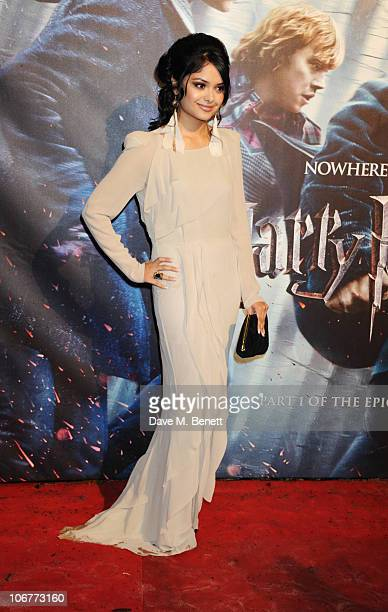 Afshan azad pictures and photos getty images actress afshan azad attends the world premiere of harry potter and the deathly hallows part 1 thecheapjerseys Choice Image