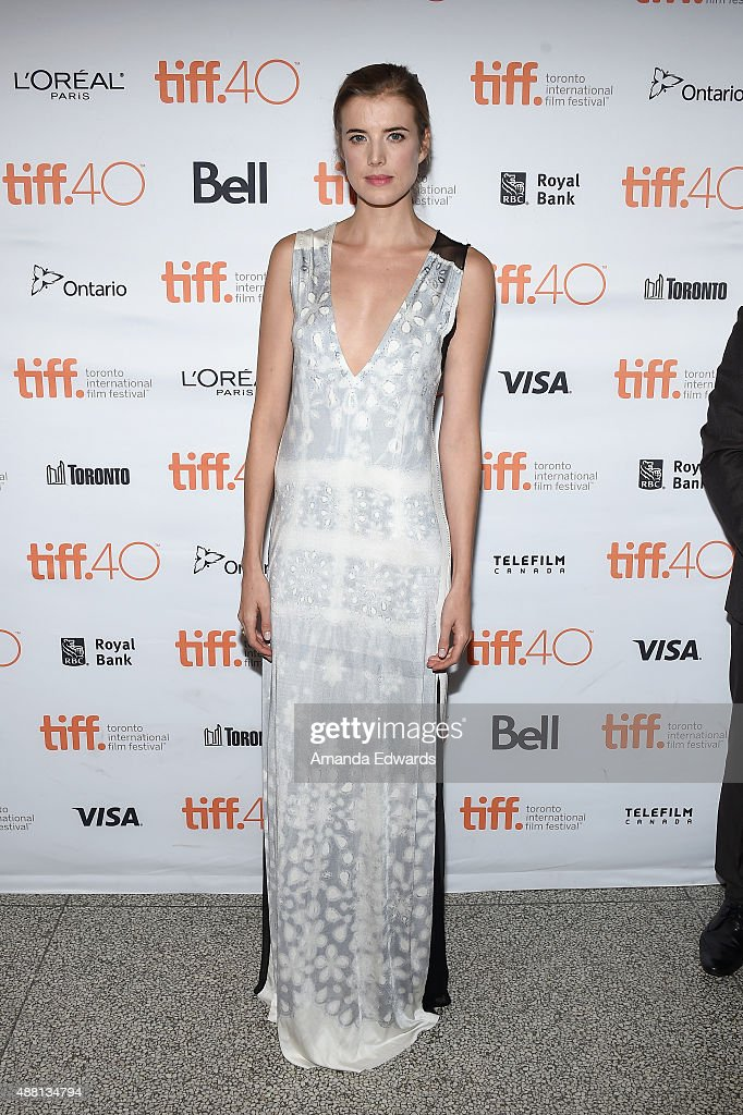 "2015 Toronto International Film Festival - ""Sunset Song"" Photo Call"