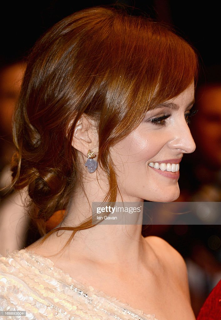 Actress Ahna O'Reilly attends the 'Fruitvale Station' Premiere during the 66th Annual Cannes Film Festival at the Palais des Festivals on May 16, 2013 in Cannes, France.