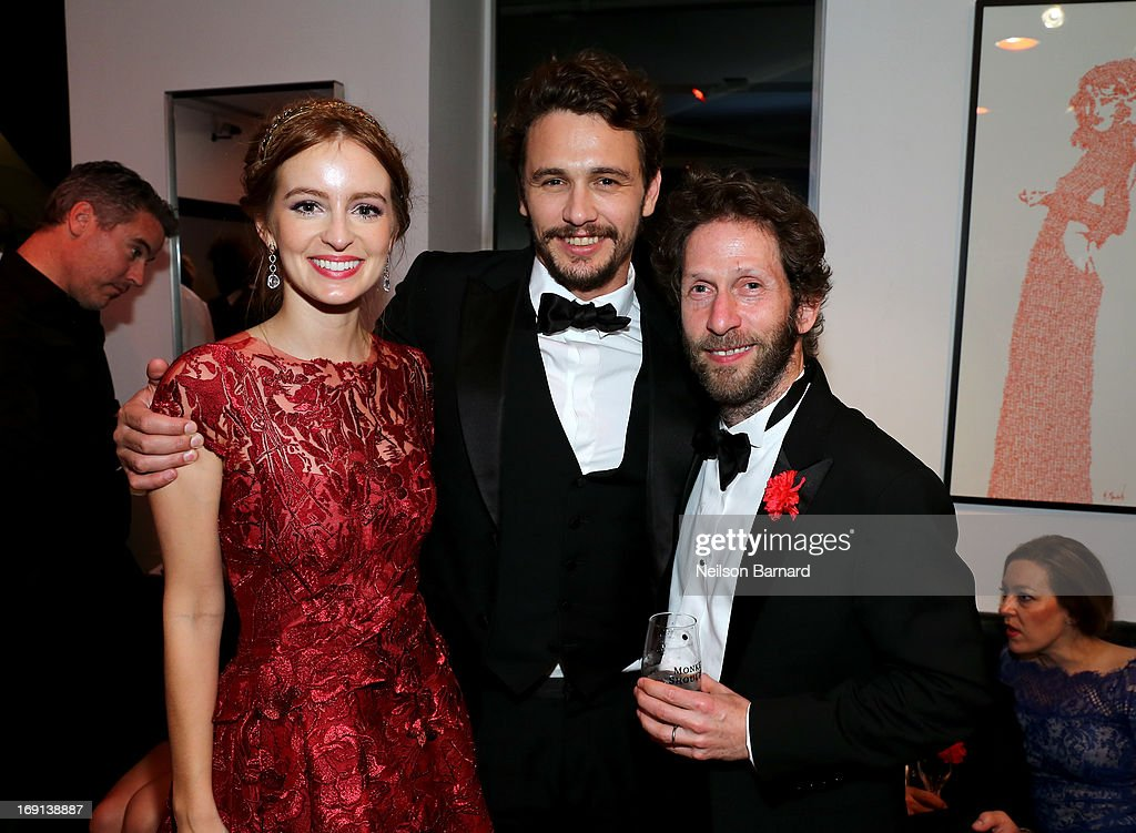 Actress Ahna O'Reilly, director James Franco and actor Tim Blake Nelson attend the Art Of Elysium PARADIS during the 66th Annual Cannes Film Festival at L' Oservatoire on May 20, 2013 in Cannes, France.