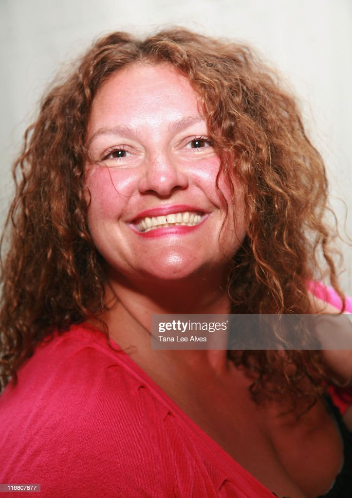 Actress Aida Turturro visits the Hampton SOCIAL @Ross - Performance by Dave Matthews Band at the Ross School July 28, 2007 in East Hampton, New York.