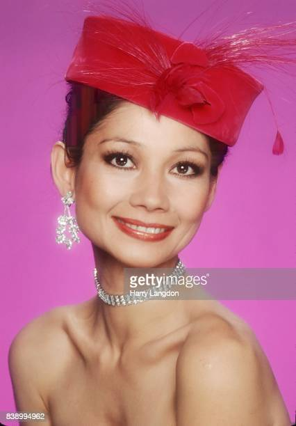 Actress Aimee Eccles poses for a portrait in 1979 in Los Angeles California
