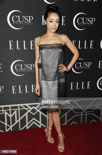 Actress Aimee Garcia attends ELLE's 5th annual Women In Music concert celebration at Avalon on April 22 2014 in Hollywood California