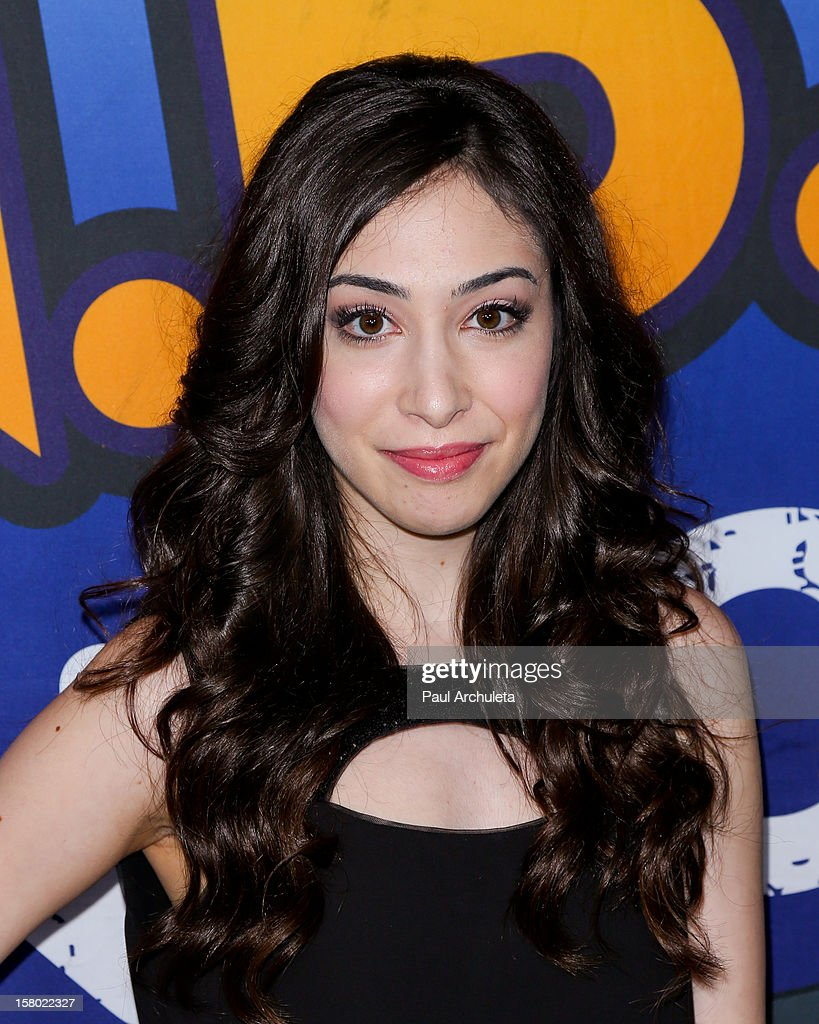Actress Ainsley Bailey attends the Radio Disney's 'N.B.T.' (Next BIG Thing) season five winner announcements at The Americana at Brand on December 8, 2012 in Glendale, California.