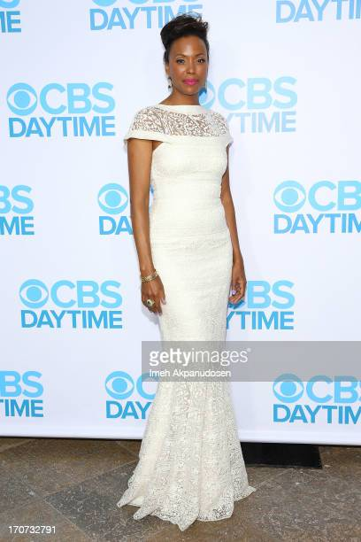 Actress Aisha Tyler attends The 40th Annual Daytime Emmy Awards After Party at The Beverly Hilton Hotel on June 16 2013 in Beverly Hills California