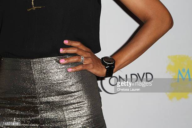 Actress Aisha Tyler attends the Maxim FX and Fox Home Entertainment ComicCon Party at Andaz on July 13 2012 in San Diego California