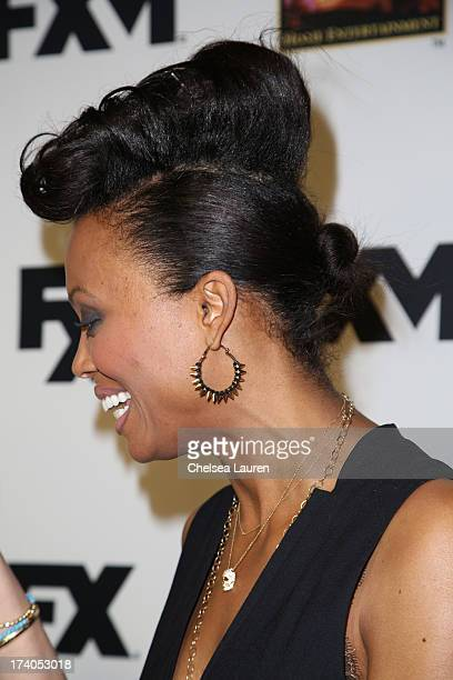 Actress Aisha Tyler attends the Maxim FX and Home Entertainment ComicCon Party on July 19 2013 in San Diego California