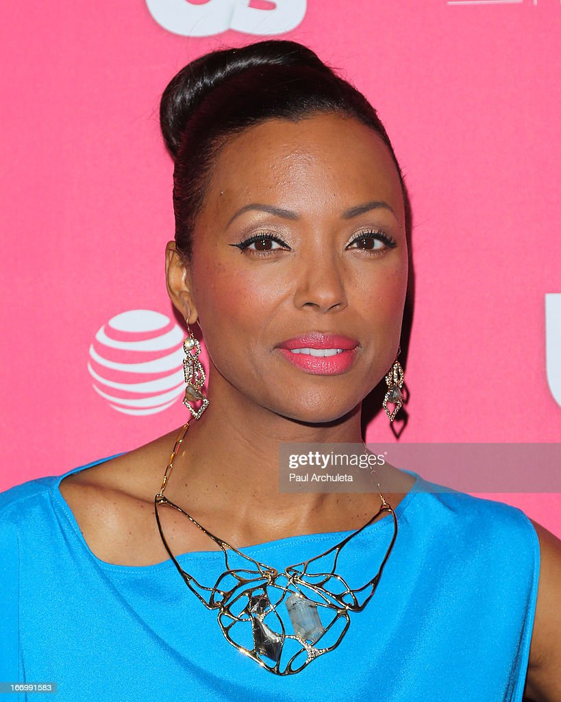Actress Aisha Tyler attends Us Weekly's annual Hot Hollywood Style issue party at The Emerson Theatre on April 18, 2013 in Hollywood, California.