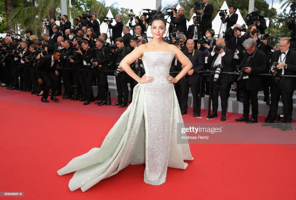 """Sink Or Swim "" Red Carpet Arrivals - The 71st Annual Cannes Film Festival"