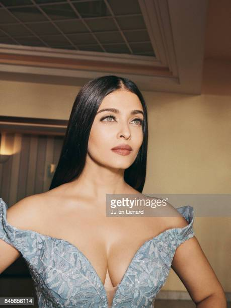 Actress Aishwarya Rai is photographed for Self Assignment on May 19 2017 in Cannes France