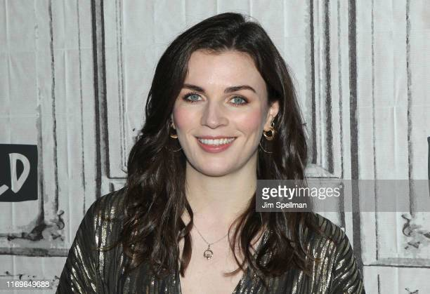 Actress Aisling Bea attends the Build Series to discuss This Way Up at Build Studio on August 22 2019 in New York City