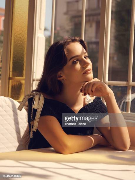Actress Aisling Franciosi is photographed for Self Assignment on September 2018 in Venice Italy