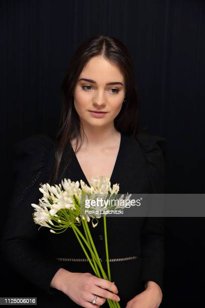 Actress Aisling Franciosi poses for a portrait during the 69th Berlinale International Film Festival on February 9 2019 in Berlin Germany