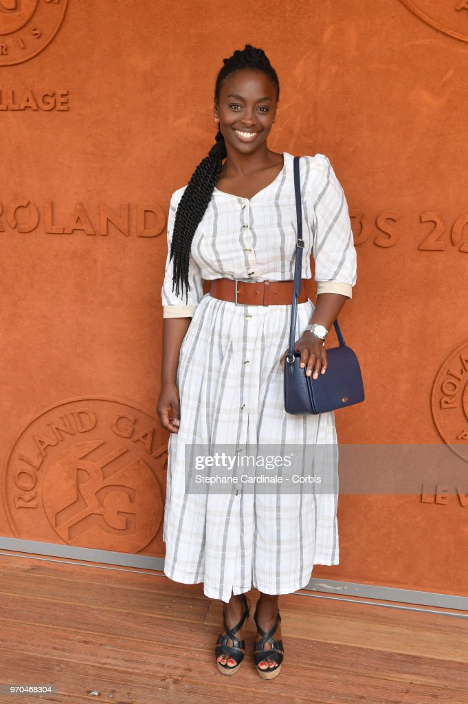 Celebrities At 2018 French Open : Day Fourteen