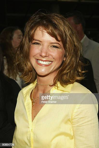 Actress AJ Langer attends the ABC Network AllStar Party on May 18 2004 in New York City