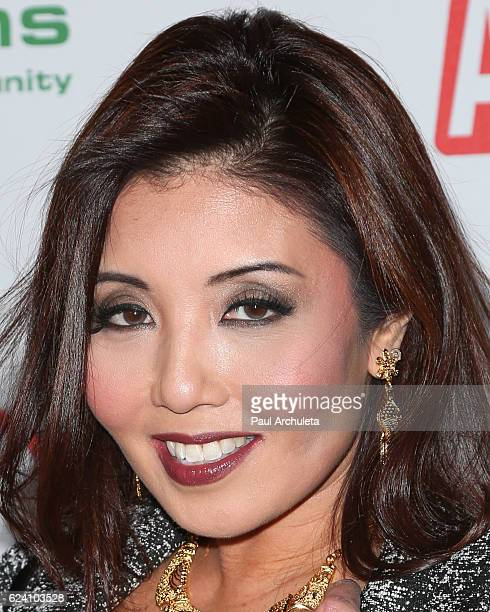 Actress Akira Lane attends the 2017 AVN Awards nomination party at Avalon on November 17 2016 in Hollywood California