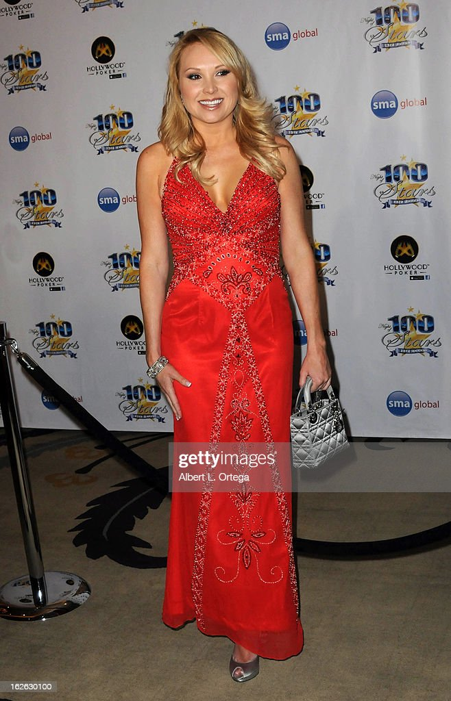 Actress Alana Curry arrives for the 23rd Annual Night Of 100 Stars Black Tie Dinner Viewing Gala held at Beverly Hills Hotel on February 24, 2013 in Beverly Hills, California.