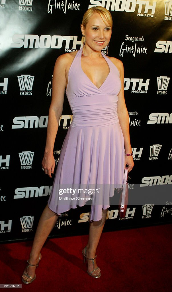 Actress Alana Curry arrives to Smooth Magazine's BET Awards After Party on June 28, 2005 at Club Mood in Hollywood, California.