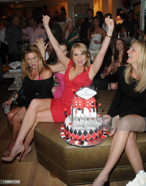 Actress Alana Curry at 'Casino Night' In Celebration Of Alana Curry's Birthday held on May 5 2012 in Hermosa Beach California