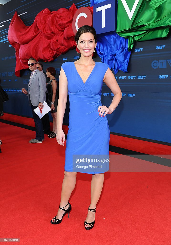 Ê Actress Alana de la Garza of Forever attends the CTV 2014 Upfront at Sony Centre for the Performing Arts on June 5, 2014 in Toronto, Canada.Ê
