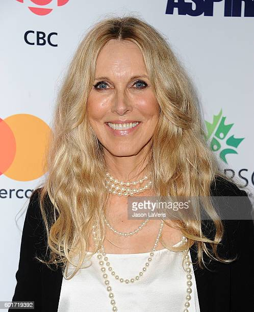 Actress Alana Stewart attends Stand Up To Cancer 2016 at Walt Disney Concert Hall on September 9 2016 in Los Angeles California
