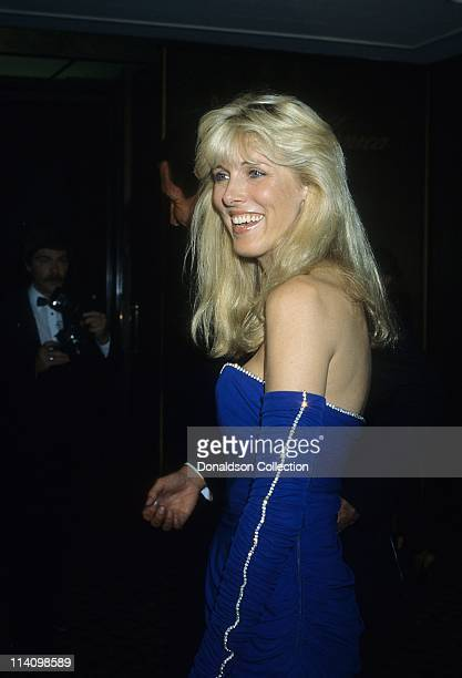 Actress Alana Stewart poses for a portrait in 1986 in Los Angeles California