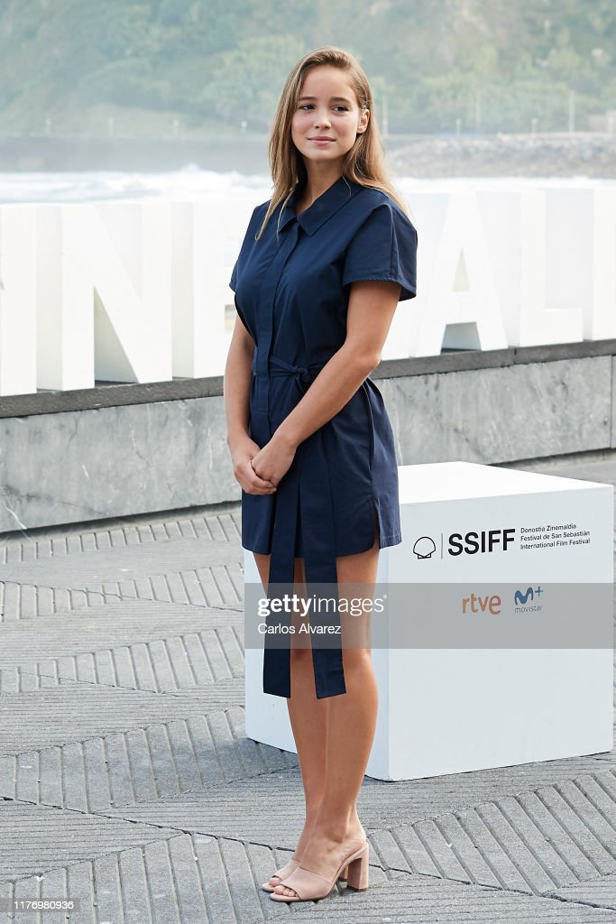 'Patrick' Photocall - 67th San Sebastian Film Festival : News Photo