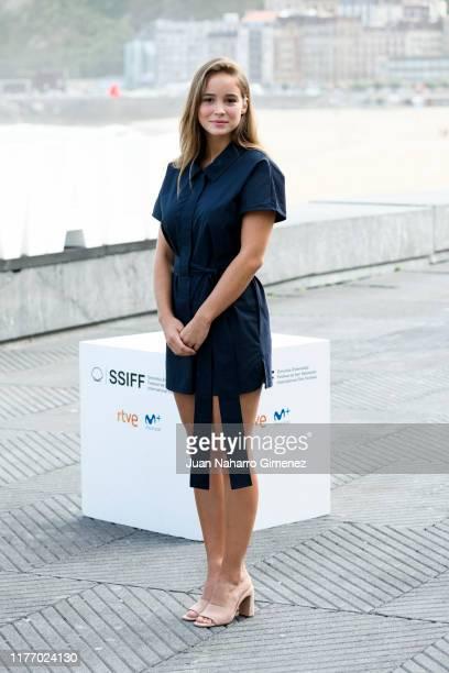 Actress Alba Baptista attends 'Patrick' photocall during 67th San Sebastian International Film Festival on September 25 2019 in San Sebastian Spain