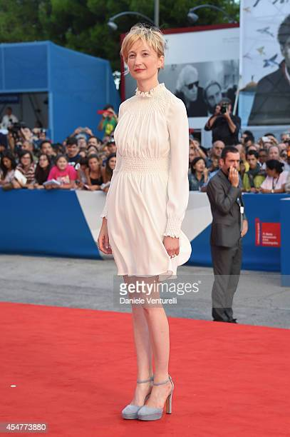 Actress Alba Rohrwacher attends the Closing Ceremony during the 71st Venice Film Festival at Sala Grande on September 6 2014 in Venice Italy
