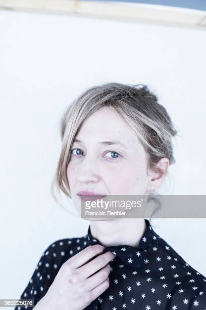 Actress Alba Rohrwacher is photographed for Self Assignment on May 2018 in Cannes France