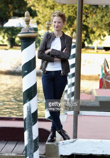Actress Alba Rohrwacher is seen during the 70th Venice International Film Festival on August 28 2013 in Venice Italy