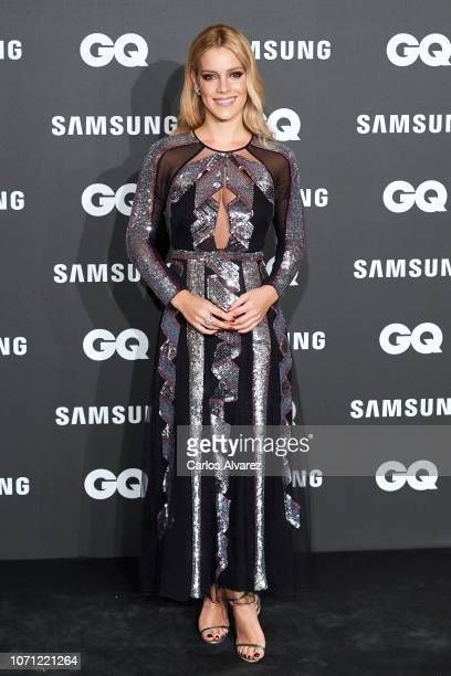 Actress Alejandra Onieva attends the 2018 GQ Men of the Year awards at the Palace Hotel on November 22 2018 in Madrid Spain