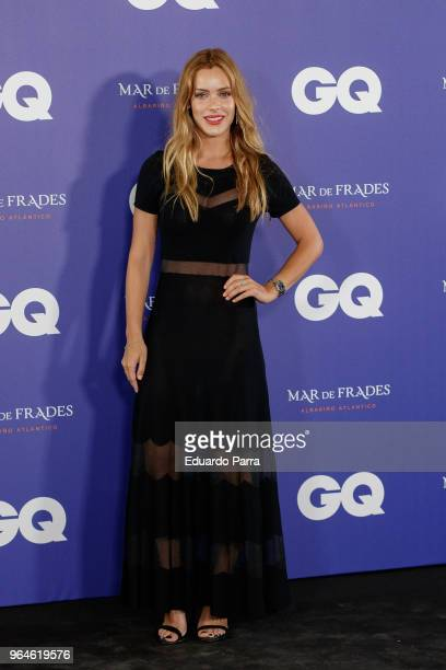 Actress Alejandra Onieva attends the 'GQ Inconquistables' awards photocall at COAM on May 31 2018 in Madrid Spain