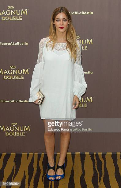 Actress Alejandra Onieva attends the 'Magnum summer' photocall at Me hotel on June 15 2016 in Madrid Spain
