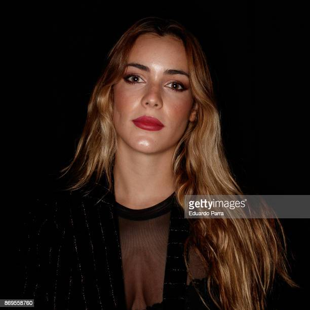 Actress Alejandra Onieva attends the 'Wanted' By Women'Secret' campaign at La Riviera disco on November 2 2017 in Madrid Spain