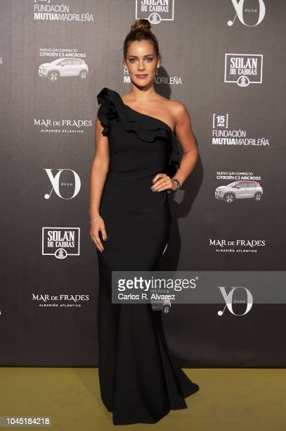 Actress Alejandra Onieva attends the 'YO DONA' International Awards 2018 at Palacio de Linares on October 3 2018 in Madrid Spain