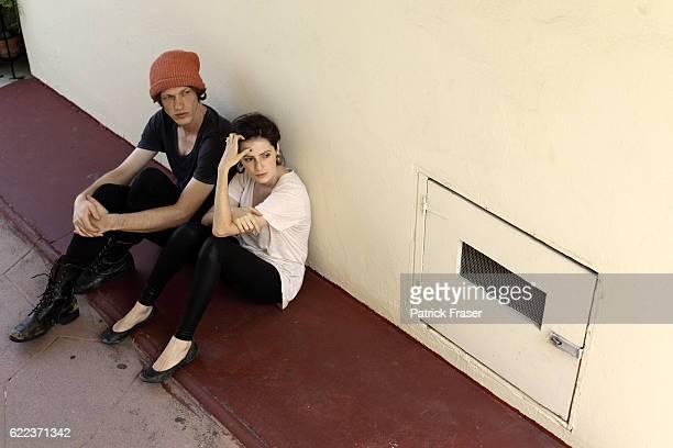 Actress Aleksa Palladino and her husband Devon Church creates music as the band Exitmusic