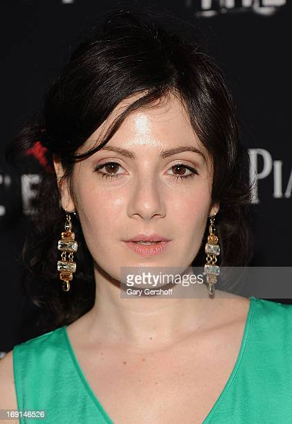 Actress Aleska Palladino attends 'The East' premiere at Landmark's Sunshine Cinema on May 20 2013 in New York City