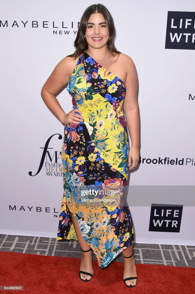 Actress Alessandra Garcia attends the Daily Front Row's Fashion Media Awards at Four Seasons Hotel New York Downtown on September 8, 2017 in New York City.