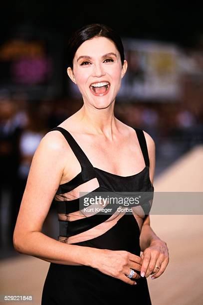 Actress Alessandra Martines