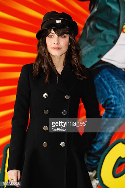 "Actress Alessandra Mastronardi attends ""Friends as we"" photocall in Rome - Cinema Adriano"