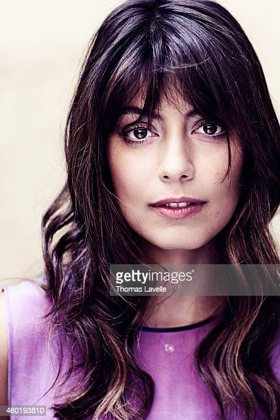 Actress Alessandra Mastronardi is photographed for GQ Italy on September 7 2014 in Venice Italy
