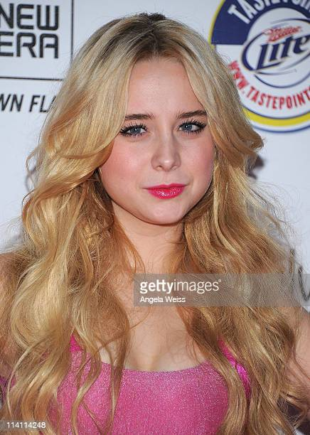 Actress Alessandra Torresani arrives at Maxim's Hot 100 Party at Eden on May 11 2011 in Hollywood California