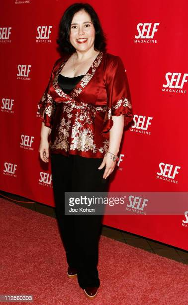 Actress Alex Borstein arrives at SELF Magazine's Laugh out Loud Comedy Benefit for Breast Cancer September 25 2007 at the Tribeca Performing Arts...
