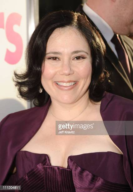 Actress Alex Borstein arrives at the Los Angeles premiere of 'Killers' held at ArcLight Cinemas Cinerama Dome on June 1 2010 in Hollywood California