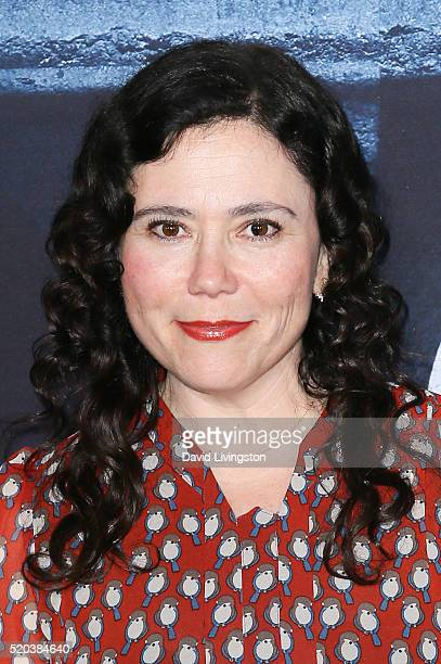 Actress Alex Borstein arrives at the premiere of HBO's Game of Thrones Season 6 at the TCL Chinese Theatre on April 10 2016 in Hollywood California