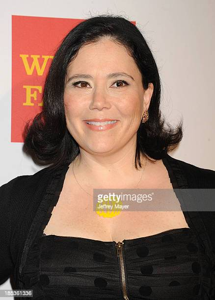 Actress Alex Borstein attends the 9th Annual GLSEN Respect Awards held at the Beverly Hills Hotel on October 18 2013 in Beverly Hills California
