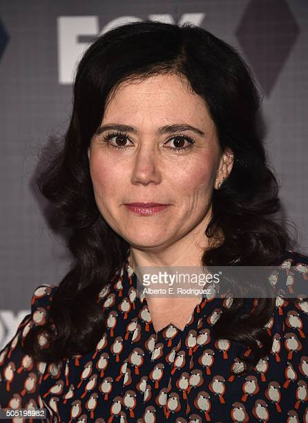 Actress Alex Borstein attends the FOX Winter TCA 2016 AllStar Party at The Langham Huntington Hotel and Spa on January 15 2016 in Pasadena California